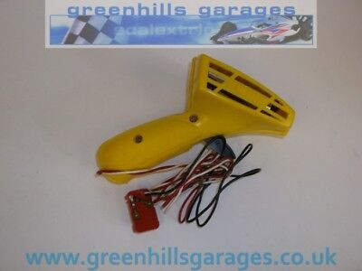 Greenhills Scalextric Classic Hand Controller – Yellow Used MACC37