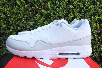 NEW NIKE MENS Air Max 1 Ultra 2.0 Essential Shoes 875679 100