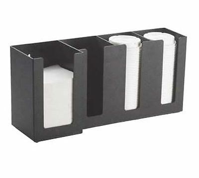 Cal-Mil 376-13 Classic Napkin/Lid Organizer Wall Or Counter Mount