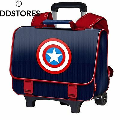 Avengers 60694 Cartable Trolley Roulettes