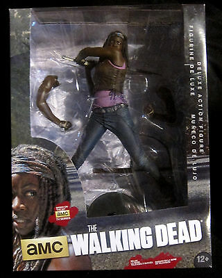 THE WALKING DEAD Michonne - Deluxe Edition - McFarlane Toys