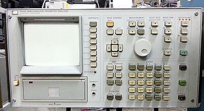 HP 4145A Semiconductor Parameter Analyzer [#B1]