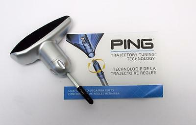 Brand New PING grey black torque wrench tool & guide