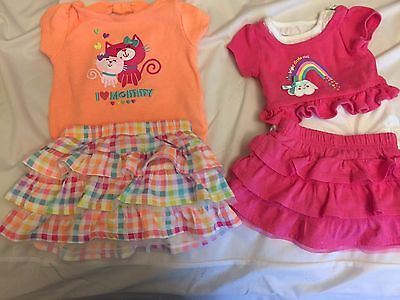 Baby girl Dress Newborn And 0-3 Months / Clothes/ Outfit / Top