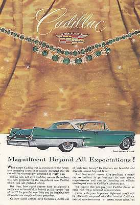1957 Cadillac: Harry Winston, Magnificent (11601)