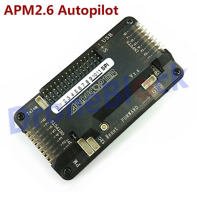 APM2.6 ArduPilot Mega Flight Controller Board For Multirotor Quadcopter