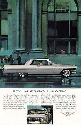 1964 Cadillac: You Have Never Driven (4294)