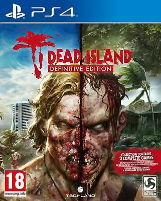 Dead Island Definitive Collection PS4 Brand New *FREE POSTAGE FROM BRISBANE*