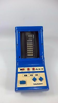VINTAGE Tandy Cosmic 2000 FIRE AWAY Electronic Space Hand Held Game Works 7A2