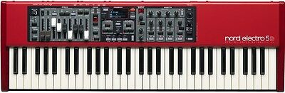 Clavia Nord Electro 5D 61 Stage Keyboard