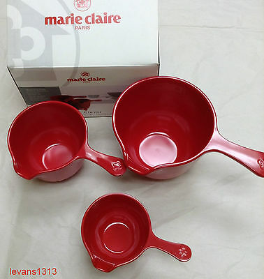 Marie Claire Melamine Measuring Cups