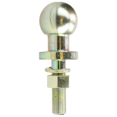 50mm Tow Ball / Bar Threaded Short Type for Recovery, Trike, Quad etc 19mm TR164