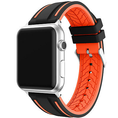 Wristband Strap Band Bracelet for Apple Watch Series 1 / 2 (38mm) EE0107