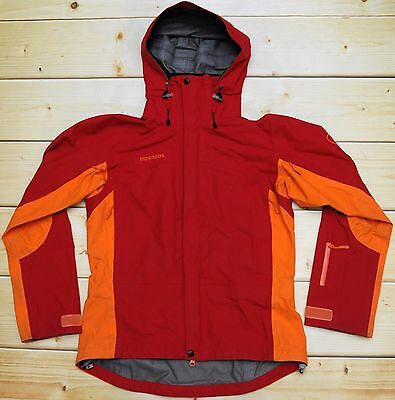 NORRONA NARVIK GORE TEX SOFT SHELL - GTX waterproof pro ski WOMEN'S JACKET - M