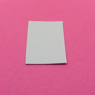 TO-220 Thermal Conduction Transistor Silicon Pad Insulation Sheet Heatsink CPU