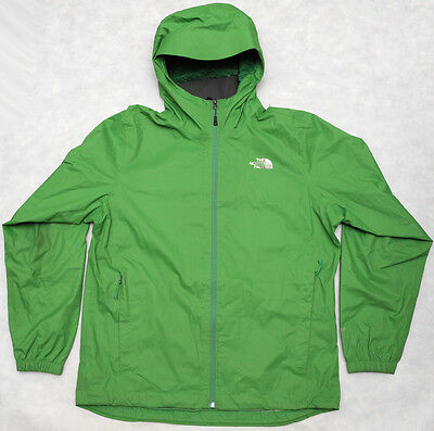 THE NORTH FACE QUEST HYVENT - lightweight waterproof MEN'S JACKET - size L