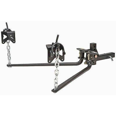 10000 lb. Capacity Trailer Sway Weight Distributing Hitch Stabilizer System