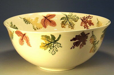 Collectable Royal Winton 'Tradition' Hand Painted Large Bowl VGC (WH_0238)