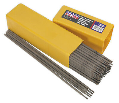 Welding Electrodes Hardfacing Dia.3.2 X 350Mm 5Kg Pack From Sealey Wehf5032 Syc