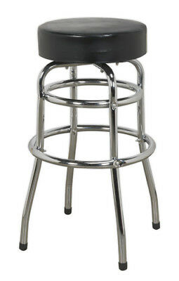 Workshop Stool With Swivel Seat From Sealey Scr13 Syc
