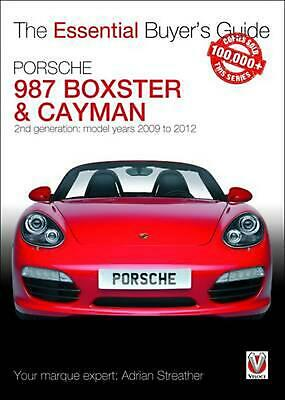 Porsche Boxster & Cayman (2nd Generation 987) - Model Years 2009 to 2012 by Adri