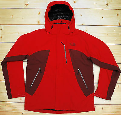 THE NORTH FACE PLASMA THERMOBALL INSULATED - HYVENT waterproof MEN'S JACKET - M