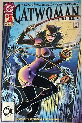 Catwoman - Issue # 1 - DC Comics - August 1993 - VF - (3167)