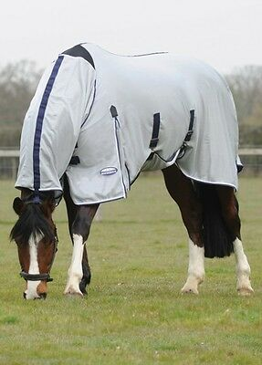 Weatherbeeta Airflow Combo Neck Fly Rug, All Sizes - Total Fly Protection