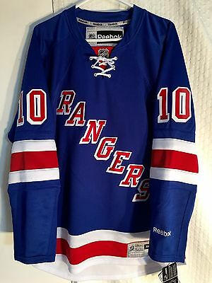 NHL New York Rangers Ron Duguay Premier Ice Hockey Shirt Jersey