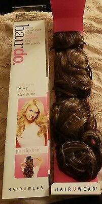 Hairdo Salon Clip in Hair Extensions from Jessica Simpson. New and Authentic.