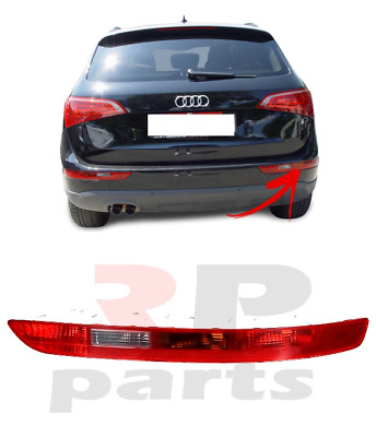 New Audi Q5 8R Rear Bumper Indicator Side Light Fog Reverse Lamp Right O/s