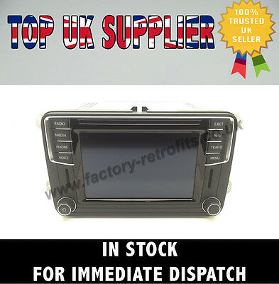 NEW VW DISCOVER Media Dab Navigation System - 5C0035680C - Scirocco Beetle