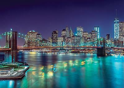 Clementoni 33544 Puzzle 3000 Teile New York at Night