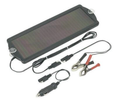 Solar Power Panel 12V/1.5W From Sealey Spp01 Syp