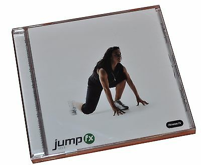Fitness FX DVD - Jump FX v11.3 Plyometric HIIT Keep Fit Cardio Training Workout