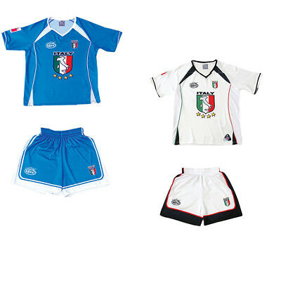Italy Home and Away Arza Youth  and Adult Soccer Uniform