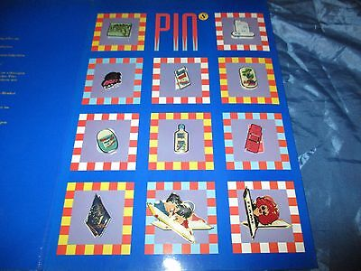 Pins , Henkel  Cosmetic Pin - Collection 1992 , Reklame Marken-Artikel Kosmetik