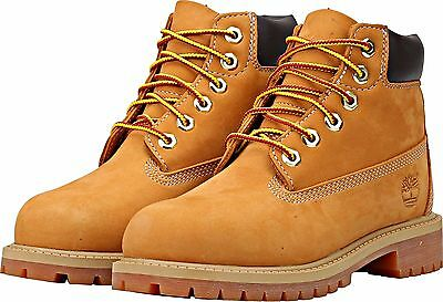 ROLL TOP PS 22752] Timberland Roll Top Pre School Boots