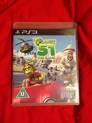 Planet 51 PS3 Game Sega Sony Playstation 3