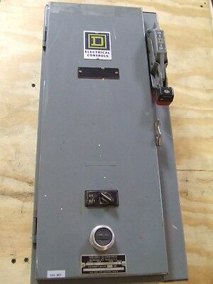 Square D 480v Coil, Size 1, Fusible Combination Starter