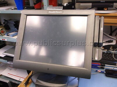Pioneer StealthTouch M5 POS Touch Screen Terminal Stealth Touch Point Of Sale