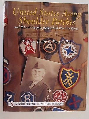 Book: United States Army Shoulder Patches and Related Insignia from World War I