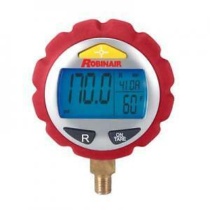 Robinair 11920 Hgh Side Digital LCD Gauge