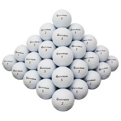 120 - 10 Dozen Taylor Made Assorted Mint AAAAA Quality Recycled Used Golf Balls