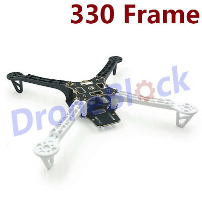 F330 Quadcopter Frame Kit Support APM pixhawk PCB Frame Board multirotor