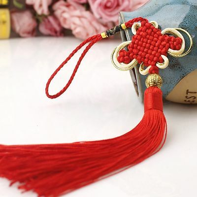 Chinese Tassel Lucky Knot New Year Decorations Talisman Good Luck Knots Gift