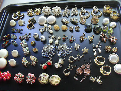 Large jewellery lot 123pcs mixed material vintage to modern lightly worn to new