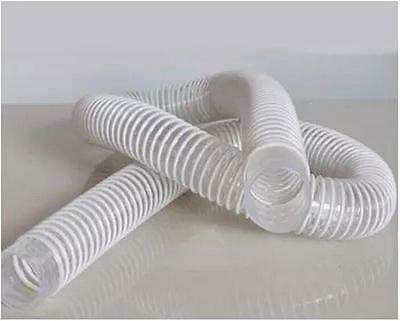 mechanical wood plastic pipe Cyclone dust collector tube 50 mm * 3 M