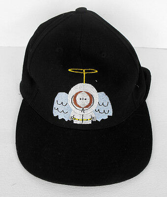 RARE SOUTH PARK CAP Kenny as an angel embroidered for ADULT MINT  Europe 2000