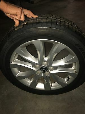 "2015 Mazda CX-5 GT Alloy Wheels 19"" and Toyo Tyres (4x ALL NEW - Never Used)"